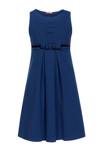 Pelican Школьный сарафан для девочки GDV7031 синий