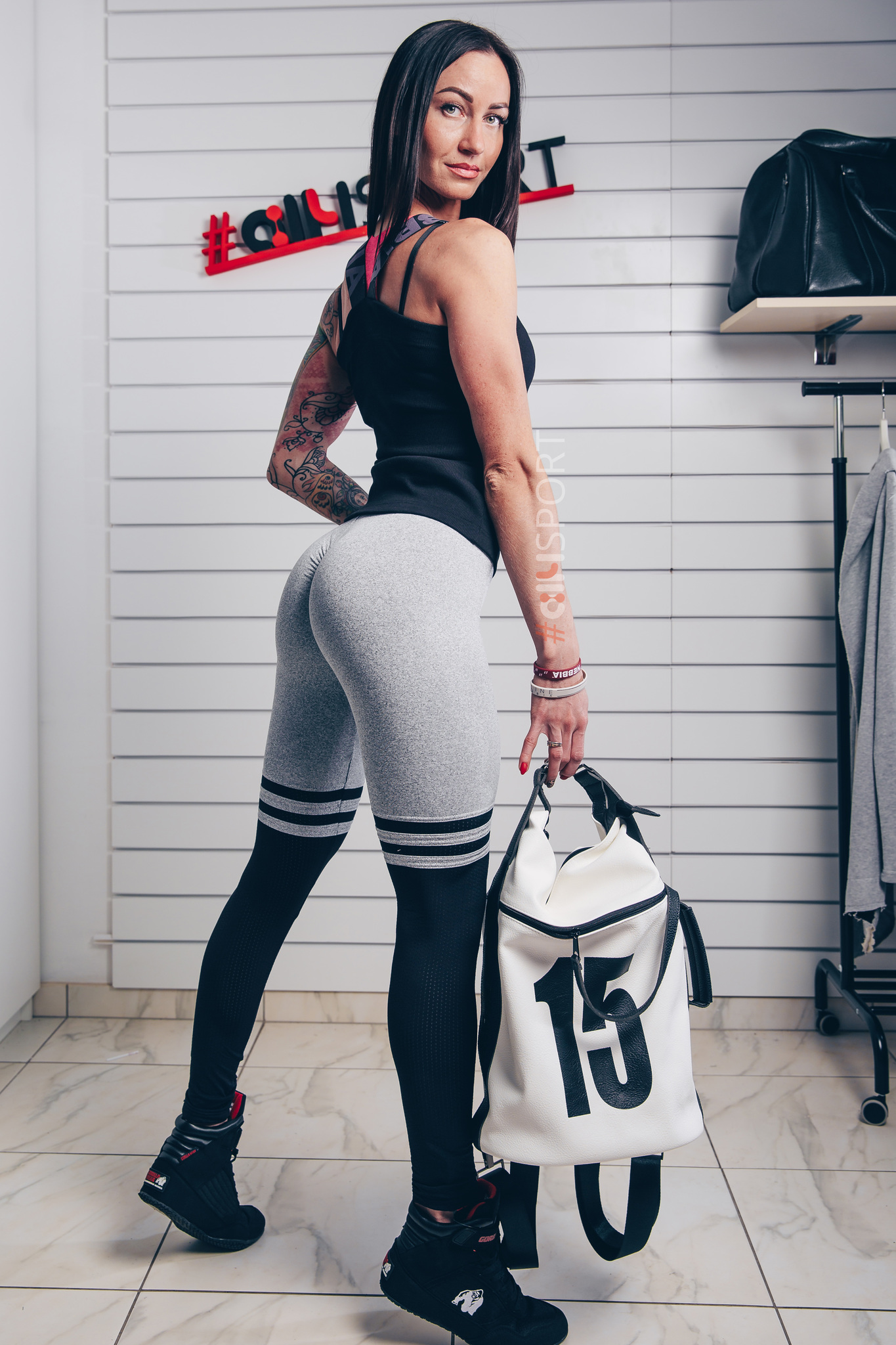 Спортивная сумка BF JayLo