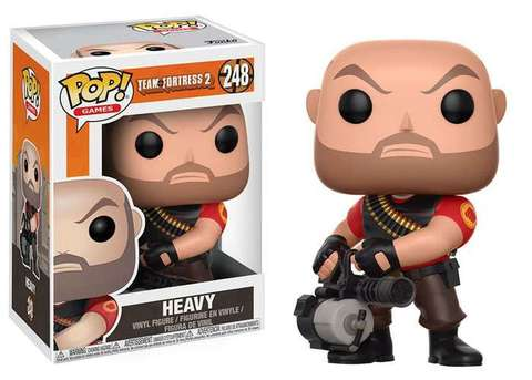 Heavy (Team Fortress 2) Funko Pop! Vinyl Figure || Хэви (битая коробка)