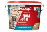 Краска акриловая PARADE W4 Дом & Офис Россия