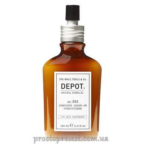 Deport The Male Tools & Co Complete Leave-In Conditioner - Несмываемый кондиционер