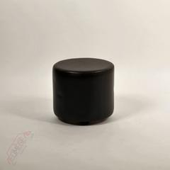 Пф-03 Пуфик круглый для магазина (серый)
