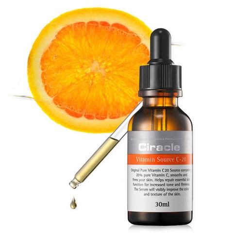 CIRACLE Сыворотка Витамин С-20 Vitamin Source C-20 30мл