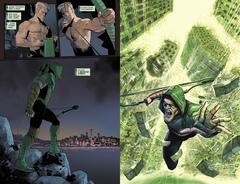 Вселенная DC. Rebirth. Зеленая Стрела. Книга 1: Смерть и жизнь Оливера Квина