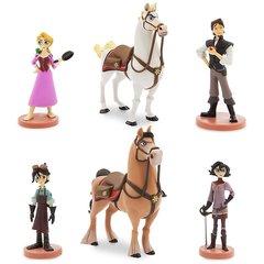 Игровой набор из 6 фигурок - Приключения Рапунцель, Disney