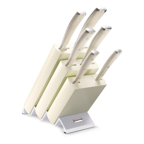 Набор кухонных ножей WUSTHOF Ikon Cream White модель 9877 WUS