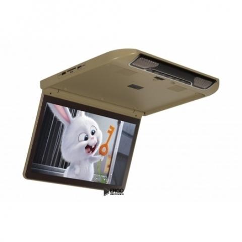 Автомобильный потолочный монитор Full HD 13,3