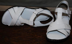Летние женские сандалии Evromoda 15 White.