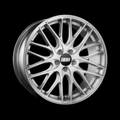 Диск колесный BBS CS 8x18 5x114.3 ET40 CB82.0 brilliant silver