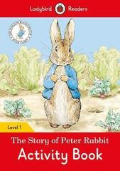 The Tale of Peter Rabbit Activity Book- Ladybird Readers Level 1