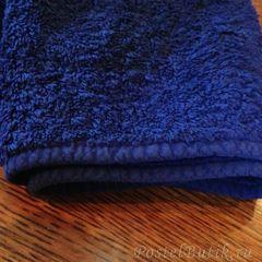 Полотенце 30x50 Abyss & Habidecor Super Pile 365 navy blue