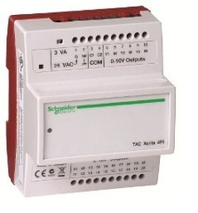 Электрическая часть Tac Xenta 491
