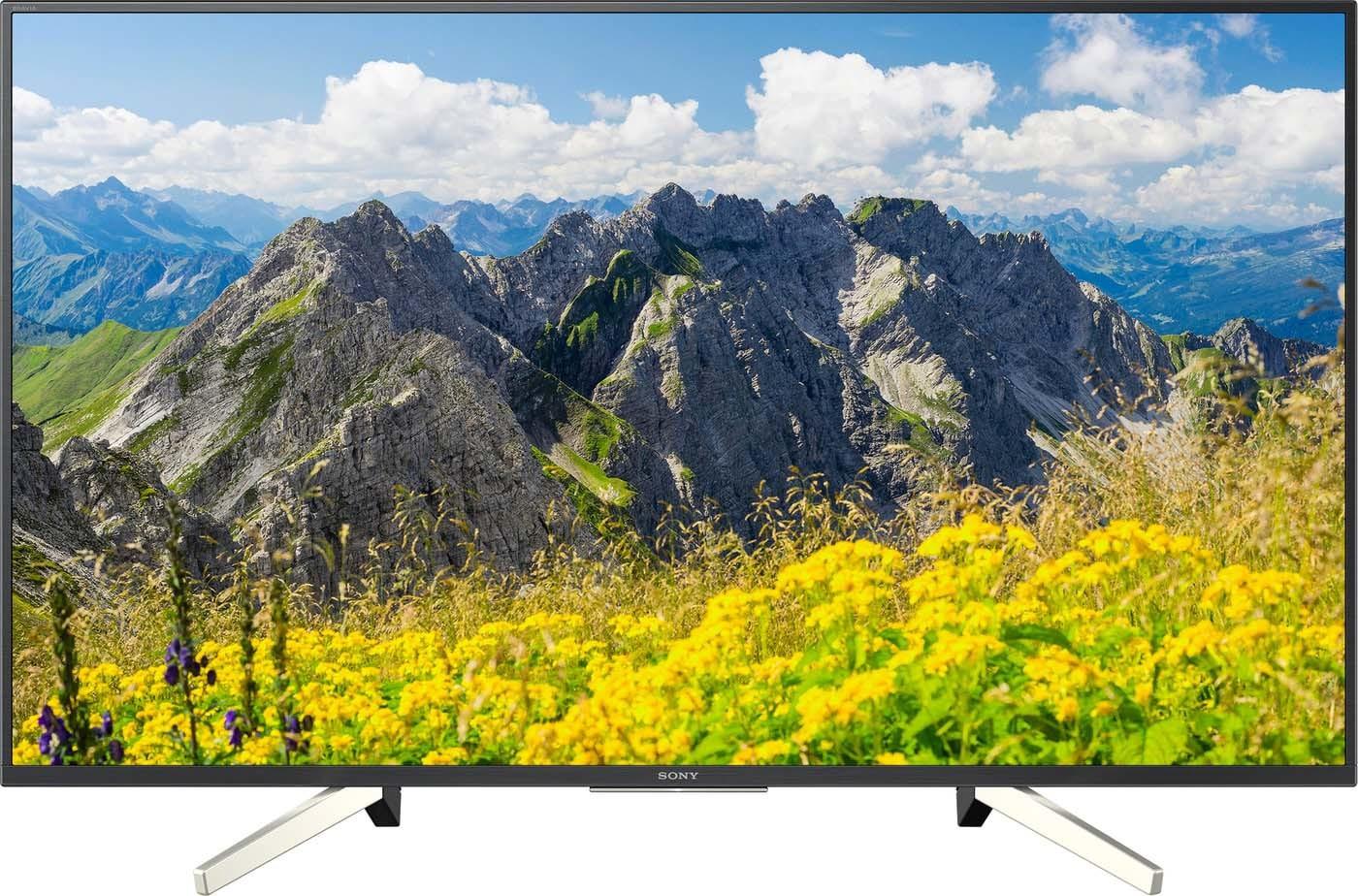 Телевизор Sony Bravia KD-65XF7096