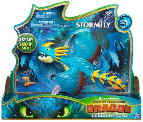 Дракон Громгильда со звуковыми и световыми эффектами - How to Train Your Dragon, Spin Master