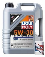 LiquiMoly Special Tec LL 5W-30 SL/CF;A3/B4(5л)