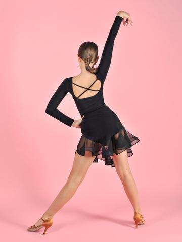 Стильная юбка для латины