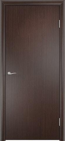 Дверь Дубрава Сибирь ДПГ, цвет венге, глухая