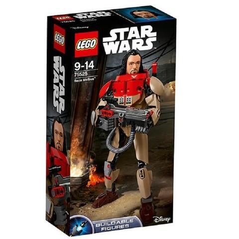 LEGO Star Wars: Бэйз Мальбус 75525 — Baze Malbus