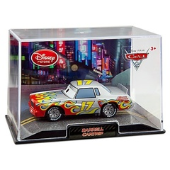 Cars 2 Die Cast - Darrell Cartrip