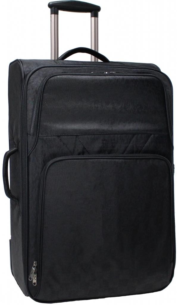 Дорожные чемоданы Чемодан Bagland Леон большой 70 л. Чёрный (003767027) 56e4bd3f359025fba2d2e080cb2c25a9.JPG