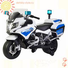 Электромотоцикл Полицейский