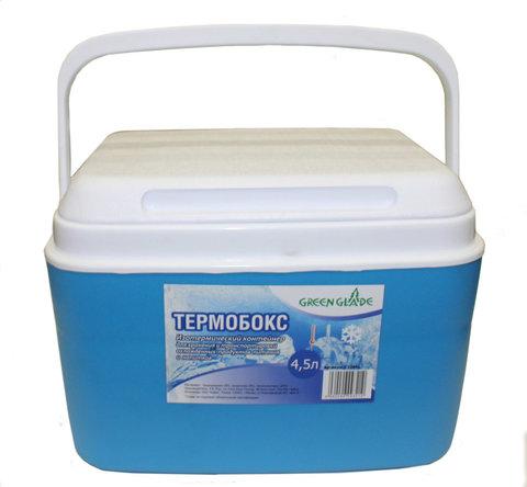Изотермический контейнер (термобокс) Green Glade 4.5 (термоконтейнер, 4,5 л.)