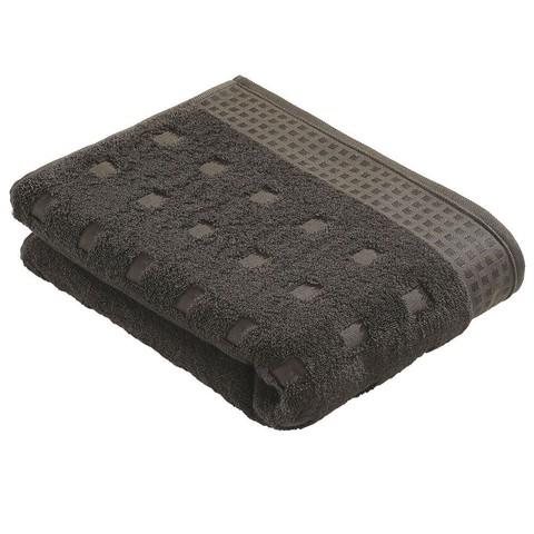 Полотенце 50x100 Vossen Country Style slate grey