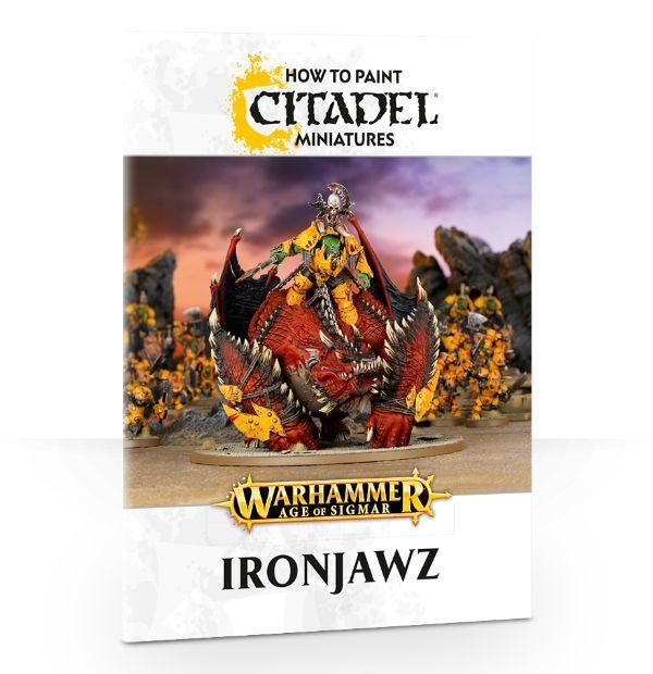How To Paint Citadel Miniatures: Ironjawz