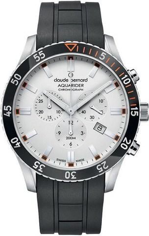 Купить мужские наручные часы Claude Bernard 10223 3NOCA AO по доступной цене