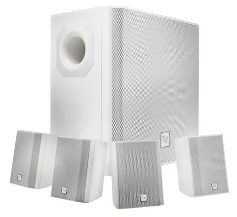 Electro-voice EVID-S44W инсталляционный комплект акустических систем