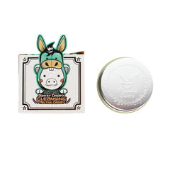 Крем для снятия макияжа Elizavecca Donkey Creamy Cleansing Melting Cream, 100 мл