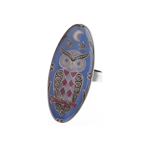 Кольцо Clara Bijoux K27963.13 BL