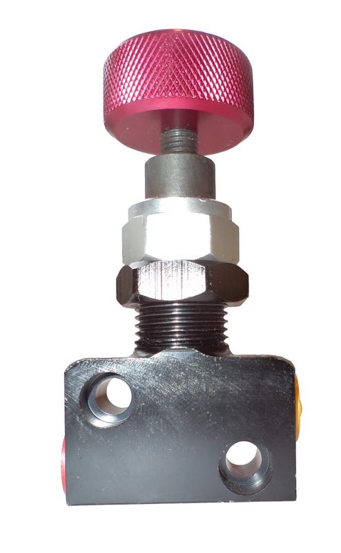 Тормозной регулятор баланса тормозов