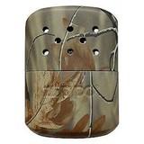 Каталитическая грелка ZIPPO Realtree сталь с порошковым покрытием, камуфляж, матовая, 60х12x85 мм (40290)