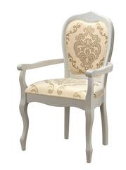 Кресло Принцесса ( PR-AC Princess MK-1207-BW) Butter White