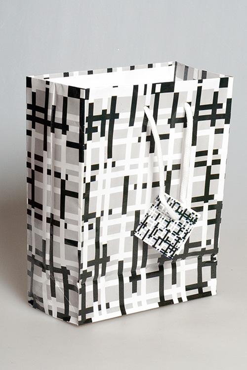 Набор пакетов из 4-х шт.  с веревочными ручками 814087