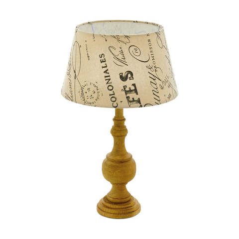 Настольная лампа Eglo THORNHILL 1 43244