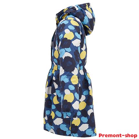 Плащ для девочек Premont Огни Торонто SP71631 Blue