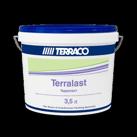 Terraco Terralast/Террако Терраласт высококачественная акриловая краска для внутренних работ