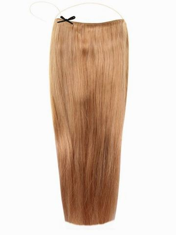 Волосы на леске Flip in- цвет #12-