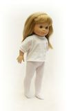 Колготки - На кукле. Одежда для кукол, пупсов и мягких игрушек.