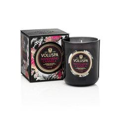 Ароматическая свеча Voluspa Мандарин с корицей в подарочной коробке