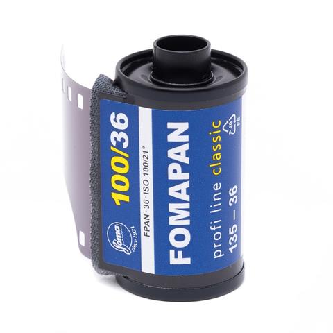 Фотопленка Foma Fomapan 100 Classic /135-36