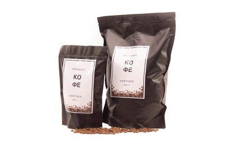 Кофе 7organic HERITAGE, 1000 гр