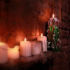 МК Посиделки при свечах 3 встречи  13, 20, 27