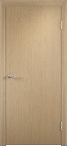 Дверь Дубрава Сибирь ДПГ, цвет беленый дуб, глухая