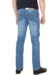 8644 джинсы мужские, синие