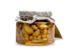 Ореховая смесь в меду Столбушино, 120г