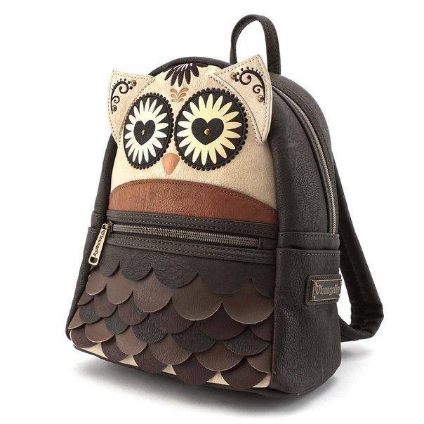 "Рюкзак Owl (""Сова"") Дисней от Loungefly"