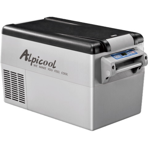 Компрессорный автохолодильник ALPICOOL CF-35 (35 л.) 12-24-220В